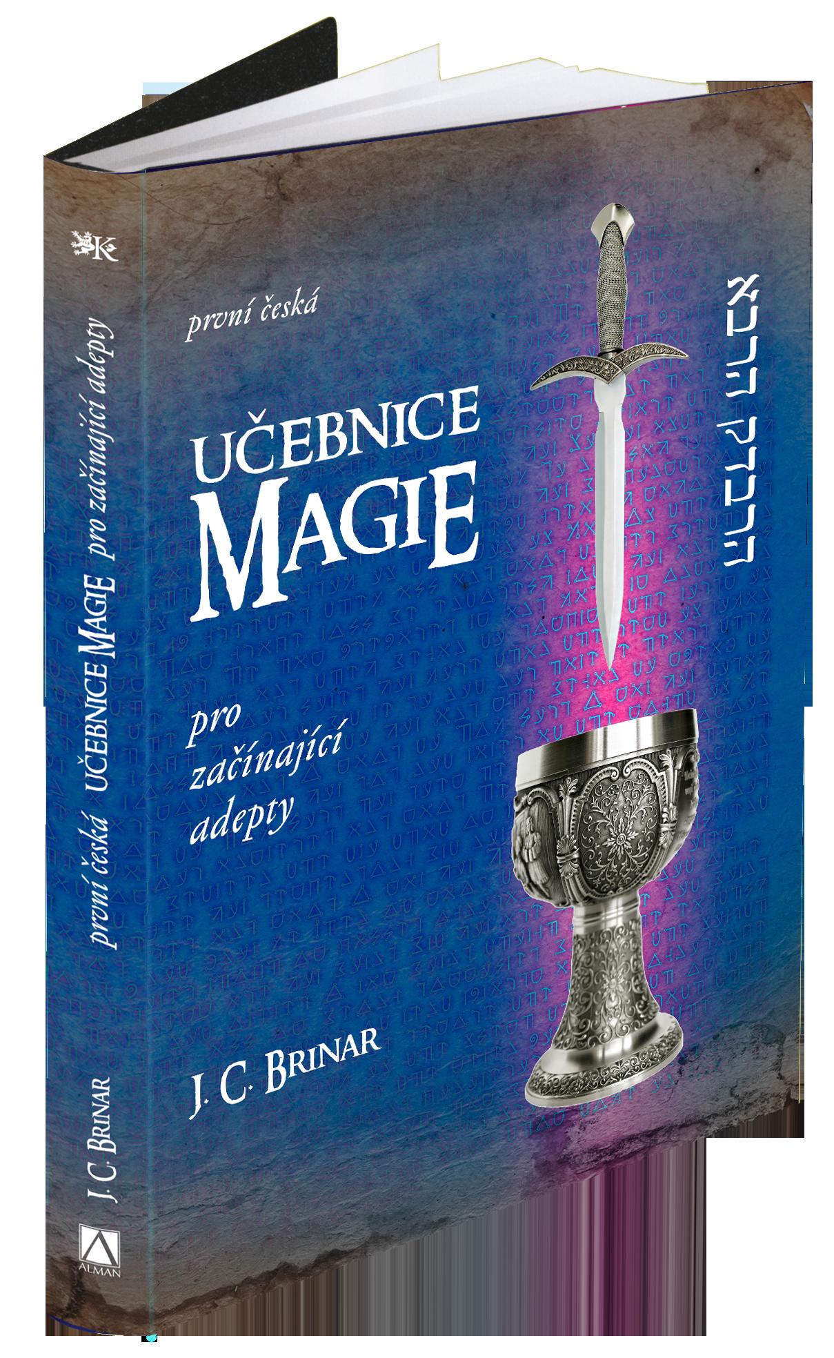 učebnice magie, kouzlo, rituál, zaklínadlo, magie, čarodějnictví, okultismus, tajný, duchovní, kniha o magii