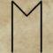 runa Ehwaz, divinace, příprava kouzla