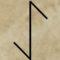 runa Eihwaz, divinace