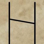 runa Hagalaz, runy a věštění, divinace