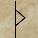 runa Thurisaz, runy a věštění
