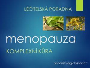 menopauza, přechod, klimakterium