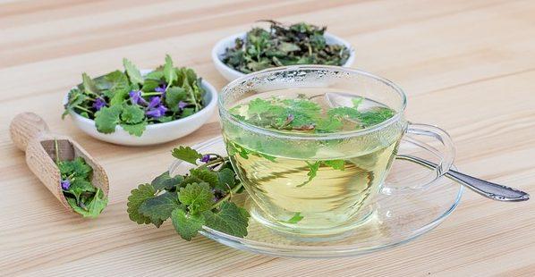 bylinné čaje, léčivé byliny, bylinky