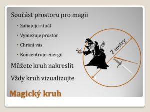 magický, oltář, kruh, pomůcky