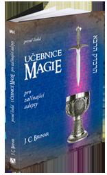 učebnice magie, kniha o magii