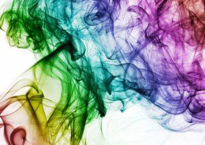 živlová dýchání, meditace, vzduch