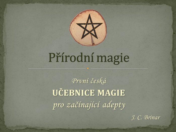 učebnice, videokurz, magie, okultismus, okultní, čarodějnictví, wicca