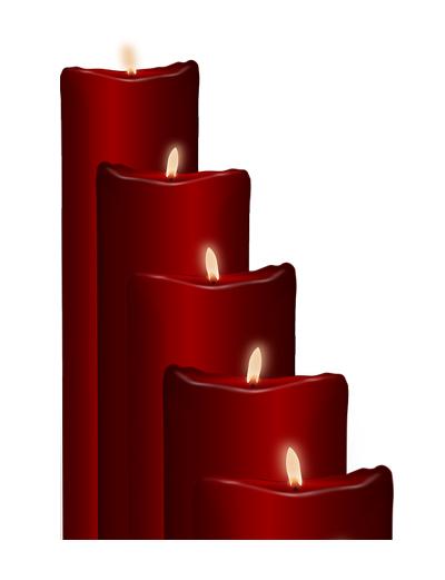 svíčka, svíce, oltář a kruh