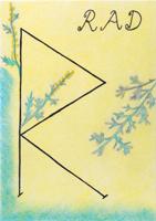 runa raido, rad, runy, runové písmo