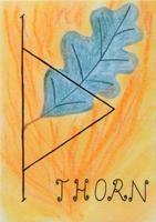 runa thurisaz, thorn, runy a věštění