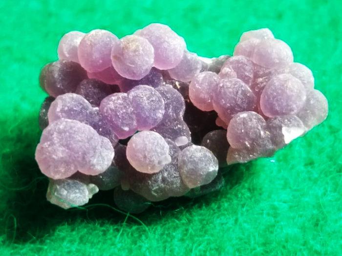 minerály, kameny, hroznový achát, grape agate, grape achát