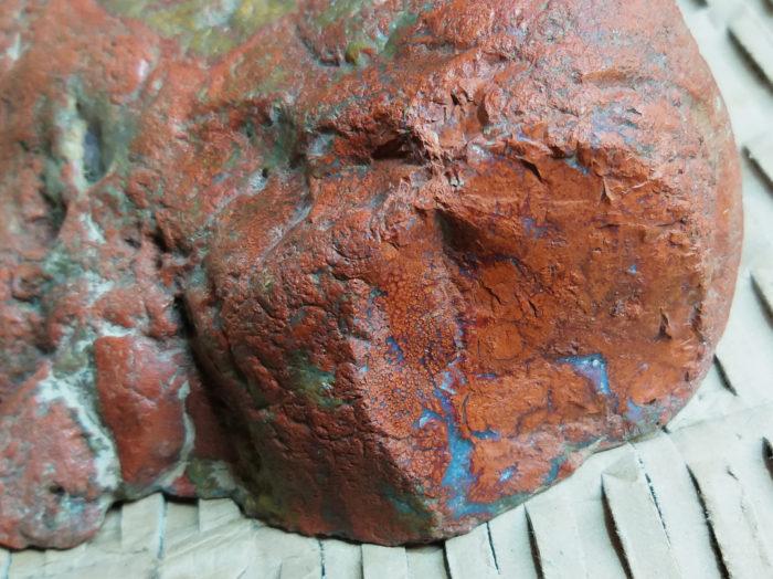 kámen, nerosty, mineral, agate, achát, obláčkový achát, plume agate, červený