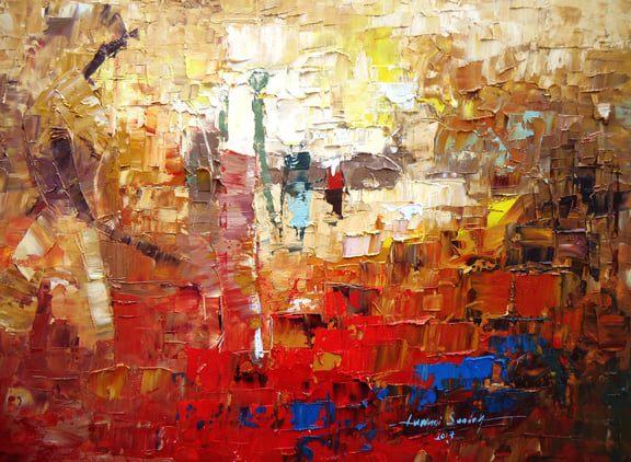 obrazy, malba, duchovní umění, prodej, galerie, obrazy, Lawani Sunday, malba, umění, prodej, galerie, Lawani Sunday's paintings, art, paintings, gallery, paintings for sell, sell
