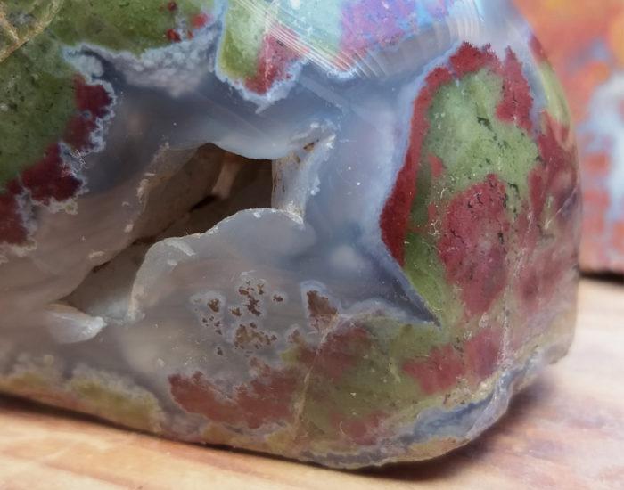 kameny, minerál, nerost, nerosty, mechový achát, moss agate, achát, agate, raw, surový kámen, polished, leštěný