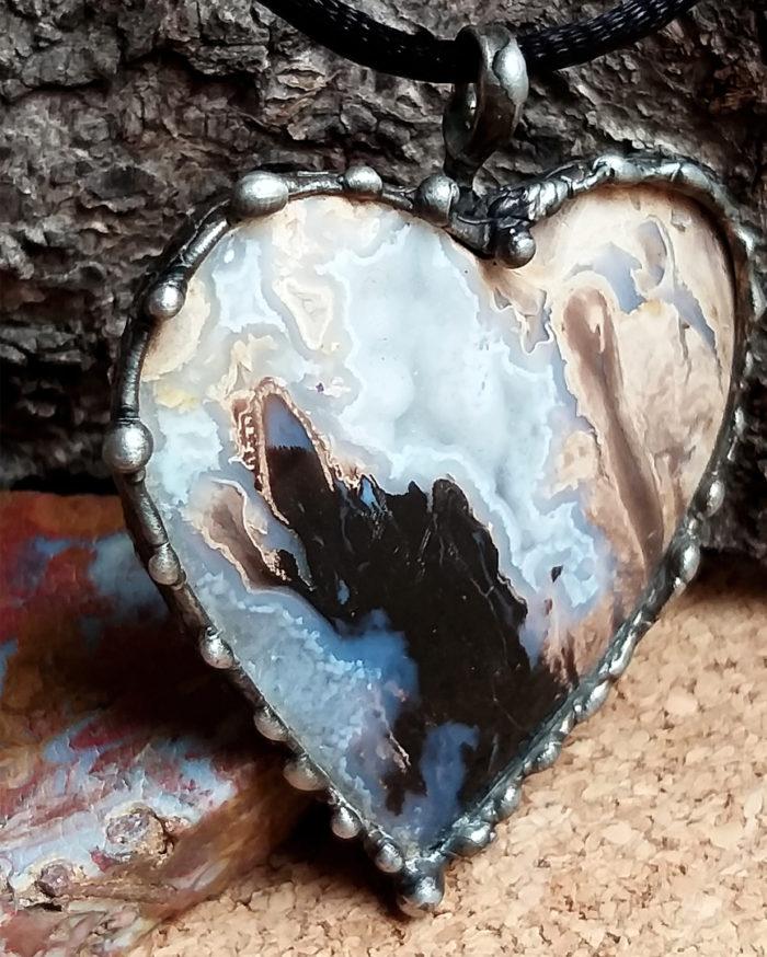 šperk, jewel, jewelry, palmové kořeny, palm roots, jaspis, jasper, fossil, zkamenělina, fossilized wood, zkamenělé dřevo