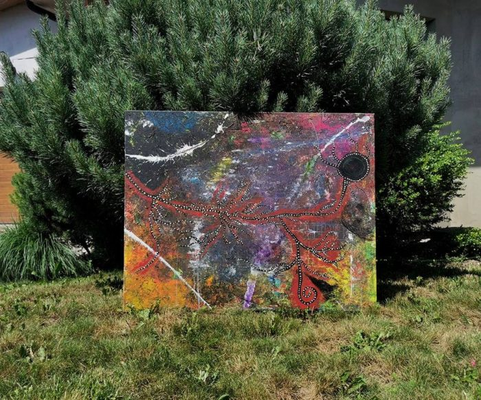 Lucie Klicperová, duchovní umění